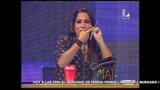 La imitadora de Julieta Venegas enamoró a los conductores de Yo Soy