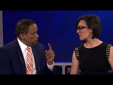 Kennedy, Juan Williams debate about healing racial divide