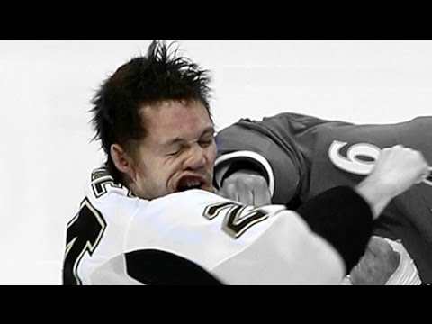 Matt Cooke Getting Destroyed: A Compilation [HD]