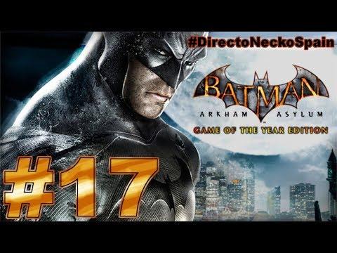 let's-play-batman-arkham-asylum-goty-|-ep-17-|-dos-titanes-me-dan-amor-|-gameplay-español-ps4-ps3-pc