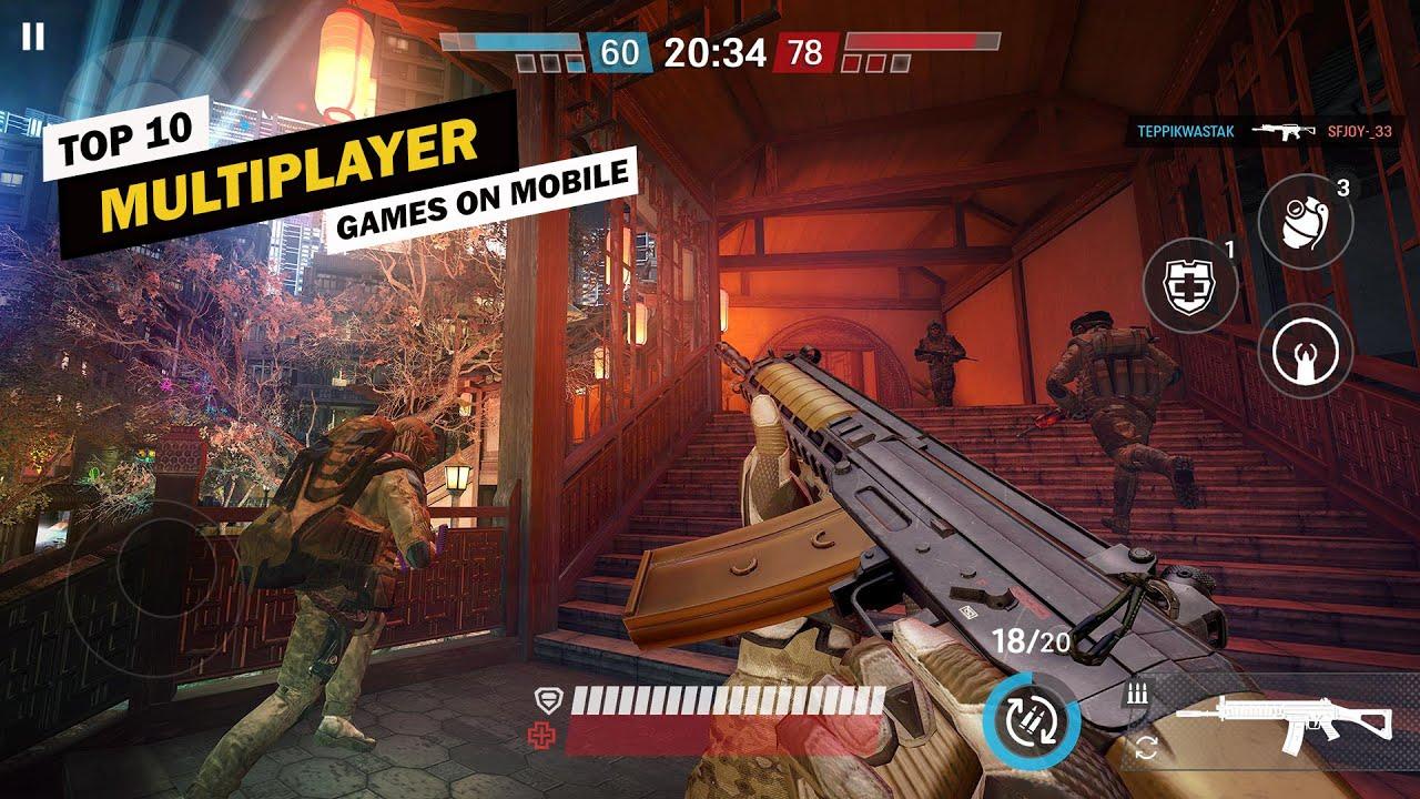 Multiplayergames