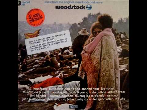 Canned Heat - Going Up The Country, Woodstock 1969, Stereo and Mono Mixes((READ BELOW)).