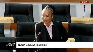 State Capture Inquiry I Noma Gigaba testifies - Part 2