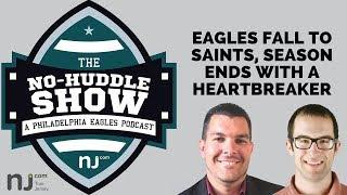 NFL Playoffs: Eagles vs. Saints recap