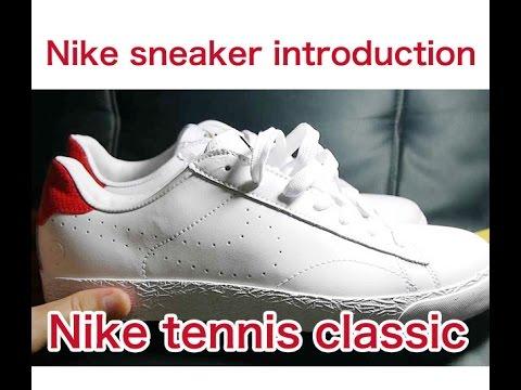 Nike Tennis Classic sneakers REVIEW