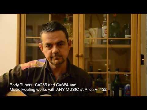 432 hz tone for musicians open om open c guitar tunings - shruti box use for healing