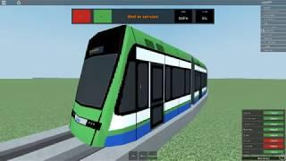 Roblox train Journey