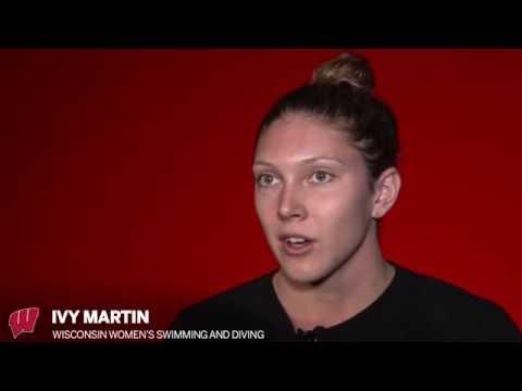 Big Ten in Rio: Wisconsin's Ivy Martin