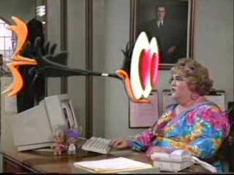 The Drew Carey Show - Drew meets Daffy Duck
