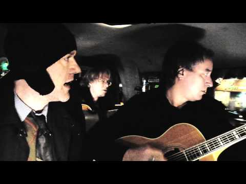 R.E.M. #4 - 'Supernatural Superserious' - In A Car (acoustic version #1 )
