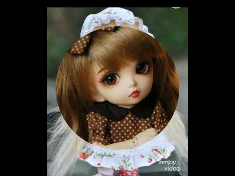 Beautiful And Cute Dolls Wallpaper Video Youtube