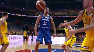 Top 5 Plays - Day 8 | FIBA Basketball World Cup 2019