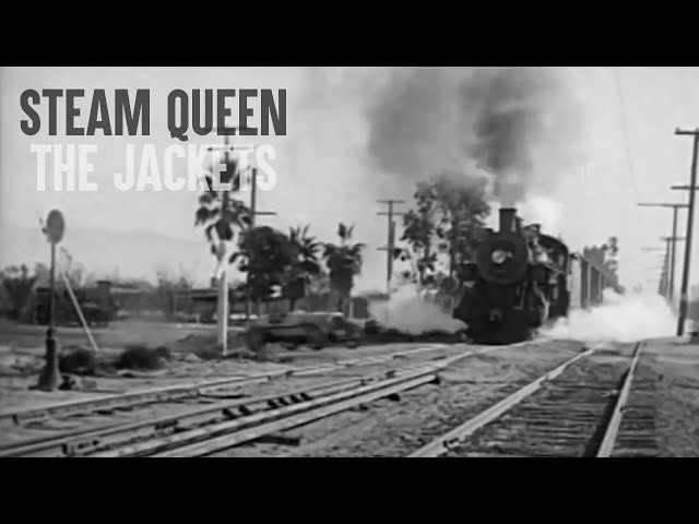 The Jackets - Steam Queen (Official Video)