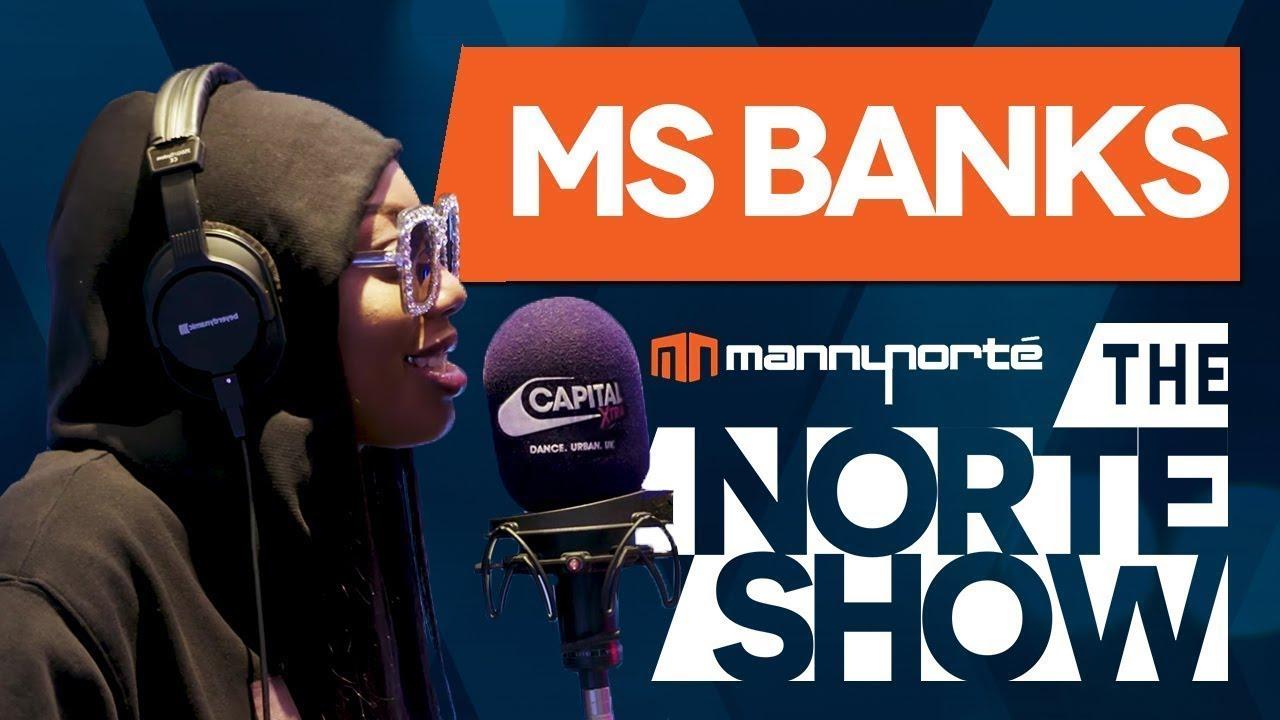 Ms Banks Talks New Mixtape, Sliding In The DMs, Nicki Minaj & More On The Norte Show