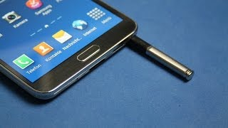 samsung galaxy note 3 s pen features