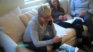 Ellen Calls the Secret Deodorant Hotline thumbnail