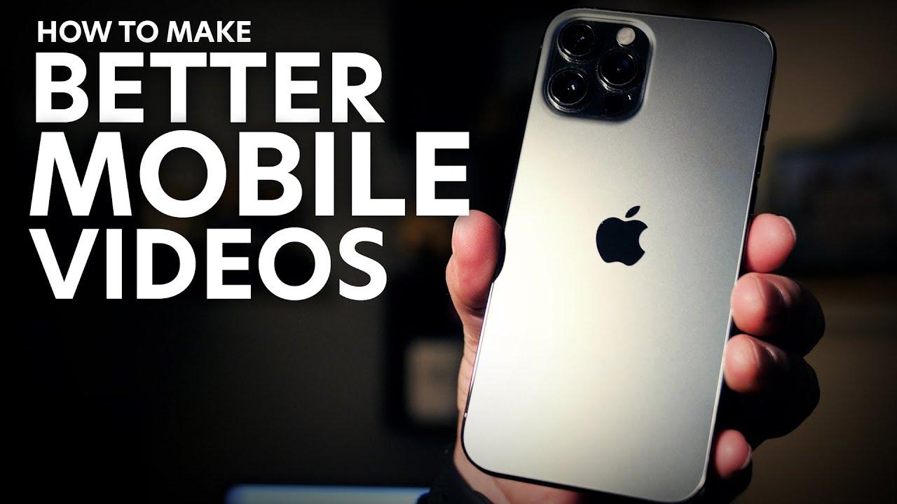 iPhone Filmmaking - Make Better Smartphone Videos!