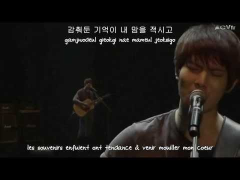 Lee Jong Hyun (CNBLUE)   My love (A gentlman dignity OST) [Live] [ACVfr] (Vostfr)