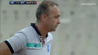 ΑΕΚ - Κραϊόβα: 1-1