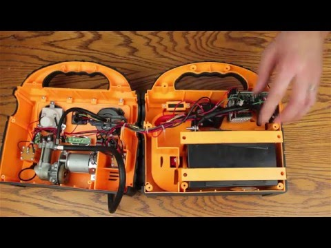 Wagan Tech Power Dome LT (#2464) - HOW TO: Change the Battery