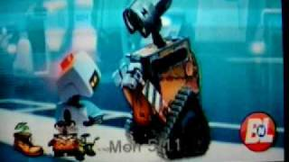 WALL-E  NINTENDO WII THEME