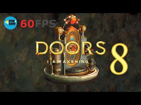 Doors Awakening: Level 8 Deep Distress - All Gems And Note , IOS/Android Walkthrough