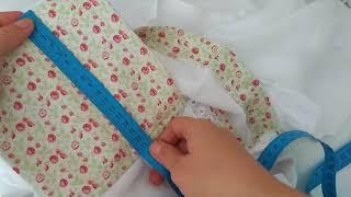 Dicas de como fazer a toalha com capuz