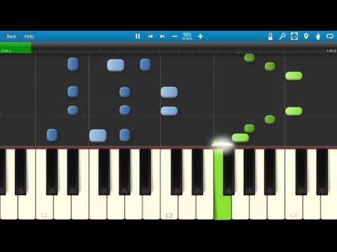 Vigiland ft. Tham Sway - Shots & Squats - Piano Tutorial - How to play Shots & Squats