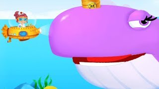 Ocean Doctor - Children Have Fun Learning How To Protect Marine Animals - Gameplay Kids Video