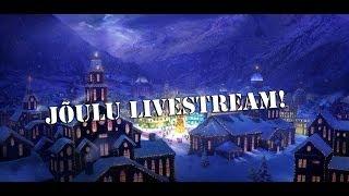 HDTaneli Jõulu LIVESTREAM - Kogume XBOX ONE ja Playstation 4 jaoks raha (1080p) HD!