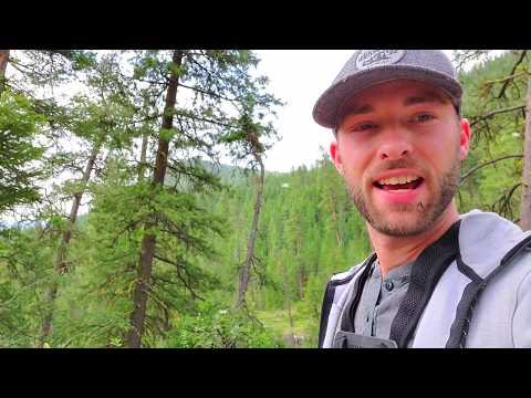 Waterfall Fishing #2 - Rare Species - River To Lake In Washington State PNW