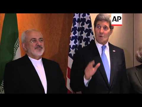 Kerry and Zarif meet for nuclear talks
