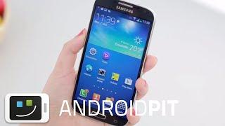 Test des fonctionnalités du Samsung Galaxy S4 - Commande Vocale
