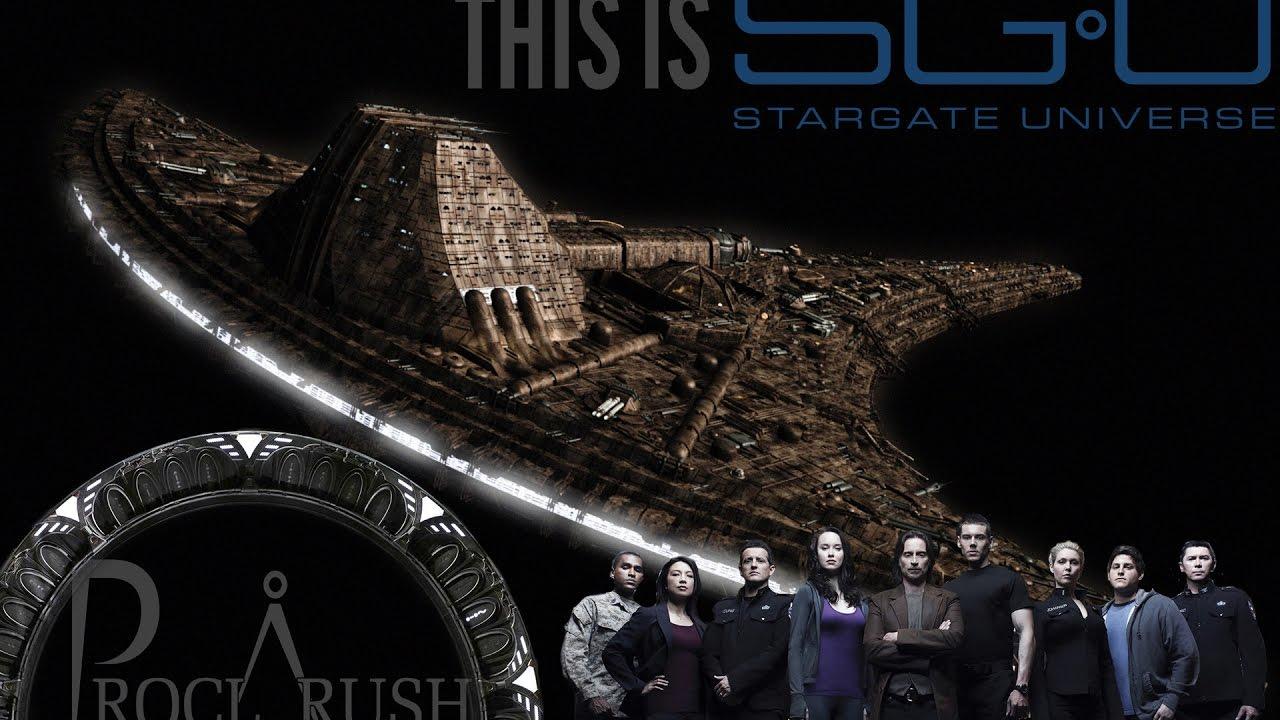 Stargate Universe Episodenguide