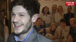 Game of Thrones Iwan Rheon Interview - Ramsay Bolton