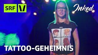 Stefanie Heinzmann lüftet ihr dunkles Tattoo-Geheimnis I Inked