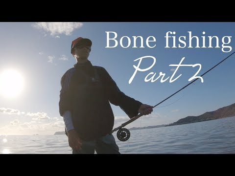 Learning How To Catch Bonefish - Ep.2 - Hawaii Fly Fishing