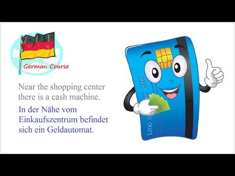 Deutsch Lernen #26 Geld leihen (Für Anfänger)