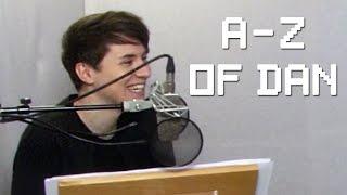 The A-Z of Dan (Behind the scenes of the TABINOF Audiobook!)