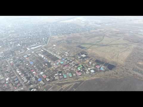 Аркадак с высоты 500м