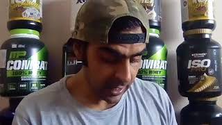 Indian Whey Protein Supplement Review : SIX PACK VS VIGOUR FUEL