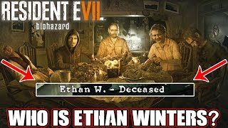 Resident Evil 7 - Who Is Ethan Winters? Former Scientist? (Resident Evil 7 Theories)
