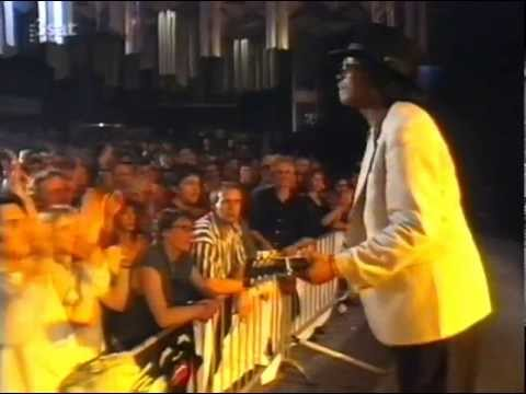 Johnny Guitar Watson Real Mother For Ya Live In Europe 90's