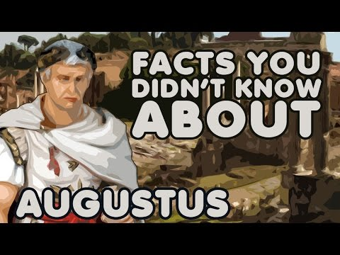 Facts You Didn't Know About Augustus