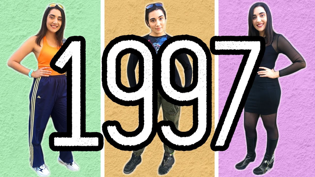 How we dressed in the nineties