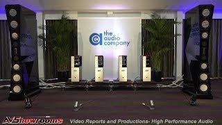 The Audio Company, VAC, Von Schweikert, Critical Mass, Kronos, Esoteric, MasterBuilt Cables, Capital