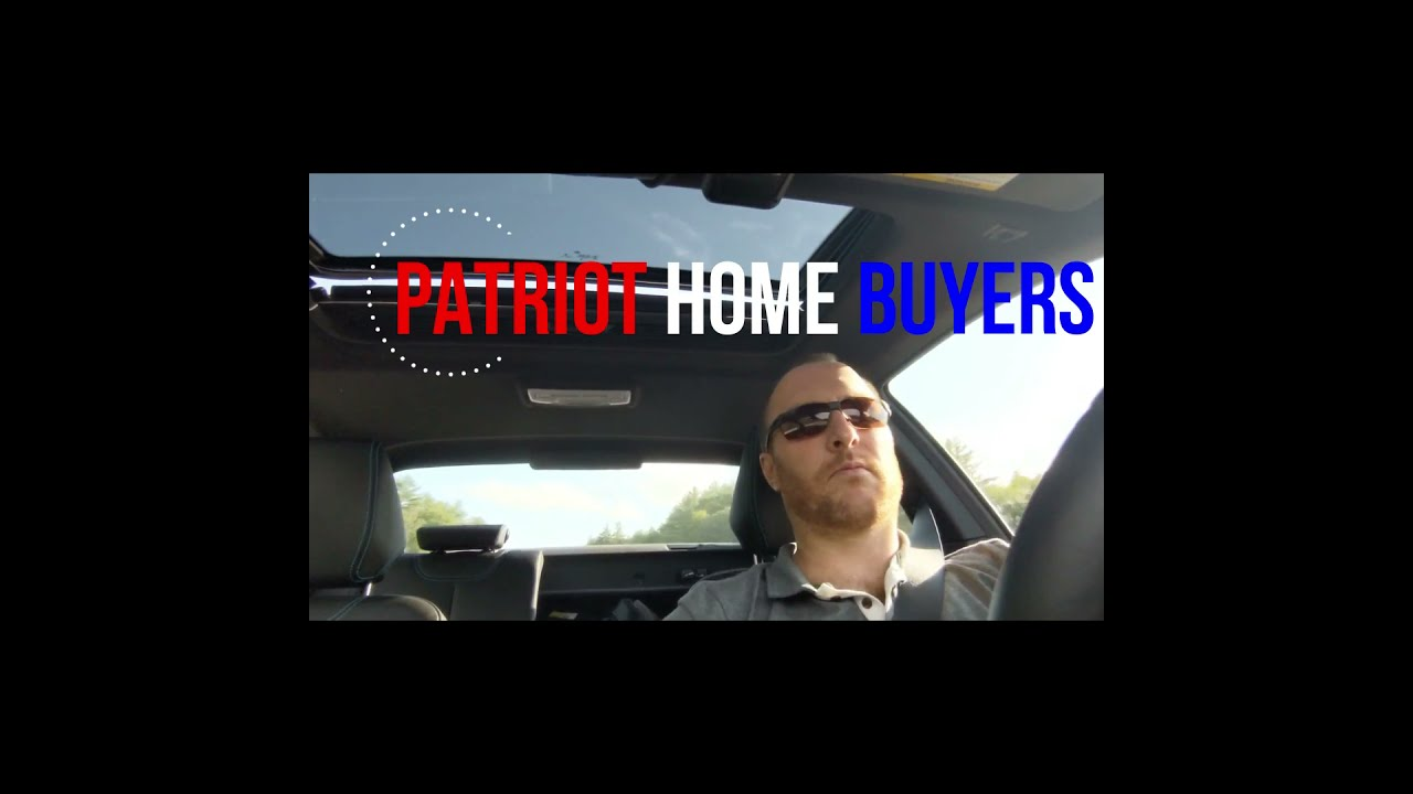 Patriot Home Buyers - Intro with Troy - Real Estate Investor