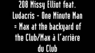 DAS 208 Missy Elliot feat. Ludacris - One Minute Man