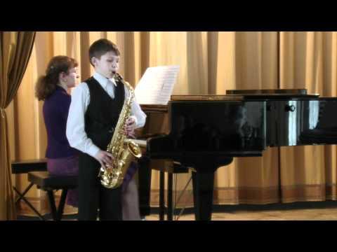 Gilles Martin Dance du Sax, Sergey Pasechnik (Saxophone)