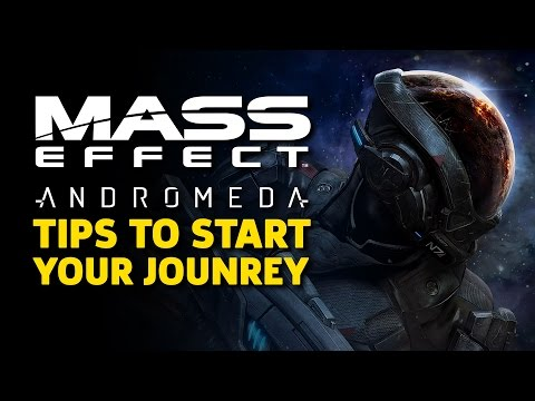 Tips To Start Your Journey In Mass Effect Andromeda